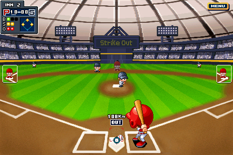 Baseball Superstars®. By GAMEVIL USA, Inc.